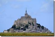 A paisagem é tão peculiar que não canso de tirar fotos de St-Michel.