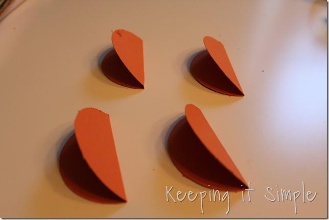 3D paper pumpkins (2)