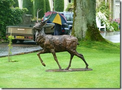 stobshiel sculpture deer