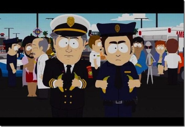 Alienigenas em South Park (1)