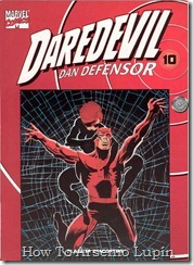 P00010 - Daredevil - Coleccionable #10 (de 25)