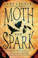 Moth and Spark - UK Cover