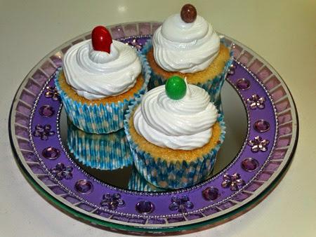 Cucpcakes Receta Facil