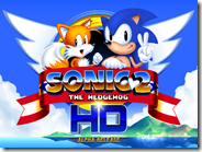 Sonic 2 HD gioco gratis in alta definizione per Windows