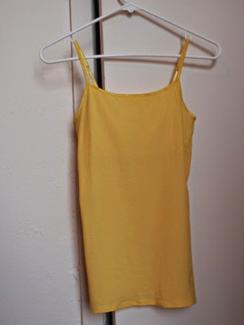 Yellow Tank