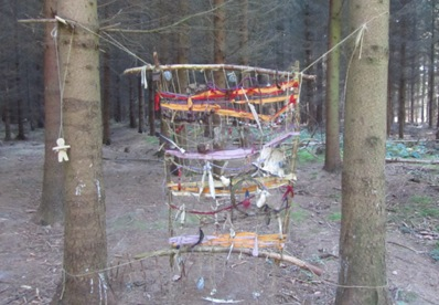 Fundstücke des Waldkindergartens