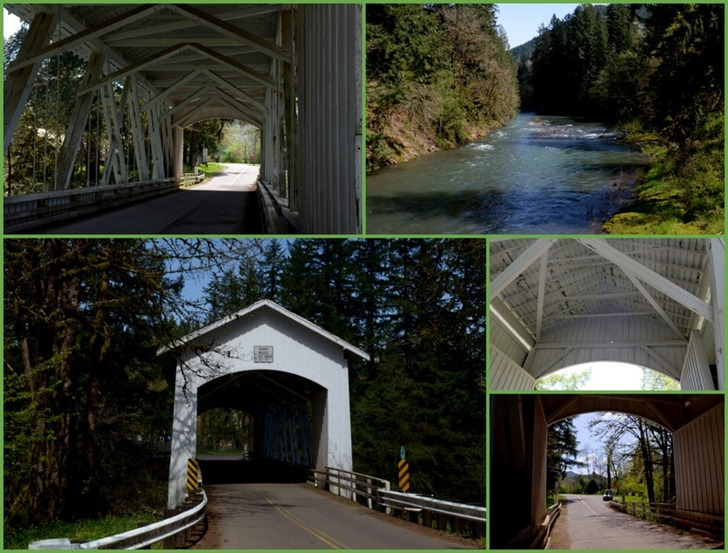 Short Bridge in Cascadia