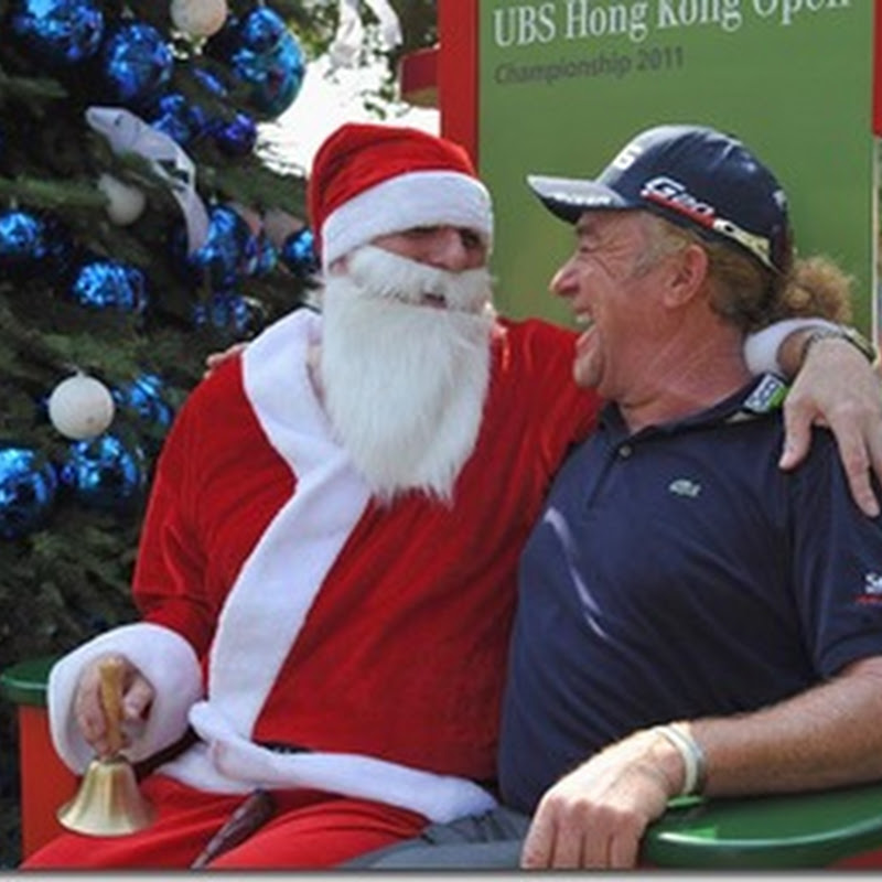 Miguel Angel Jimenez Guide To Cooking The Christmas Turkey