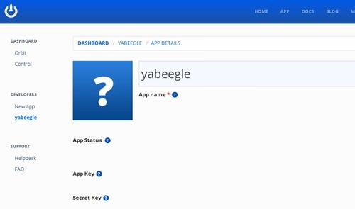 LaunchKey app setting