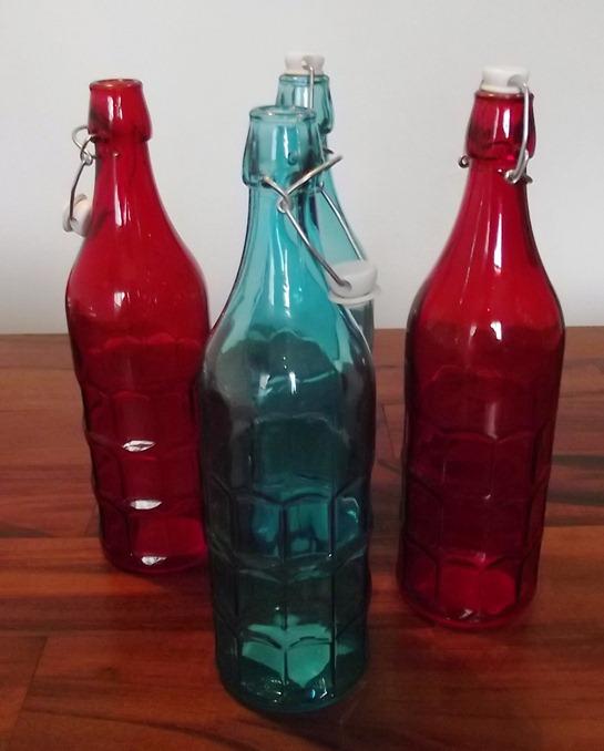 garrafas herméticas