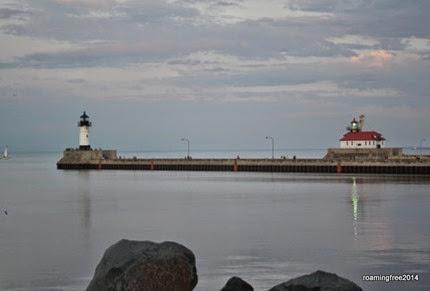 Dual Lighthouses