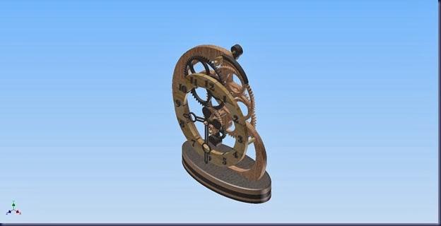 Toucan Clock1