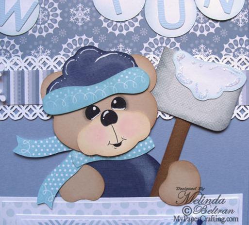 bear w shovel-500