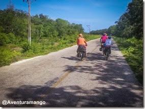 Pedalando em Cuba