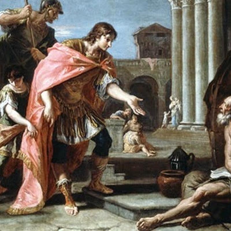 8 surpreendentes fatos sobre Alexandre, o Grande