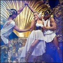 Kylie Minogue Aphrodite Les Folies Tour