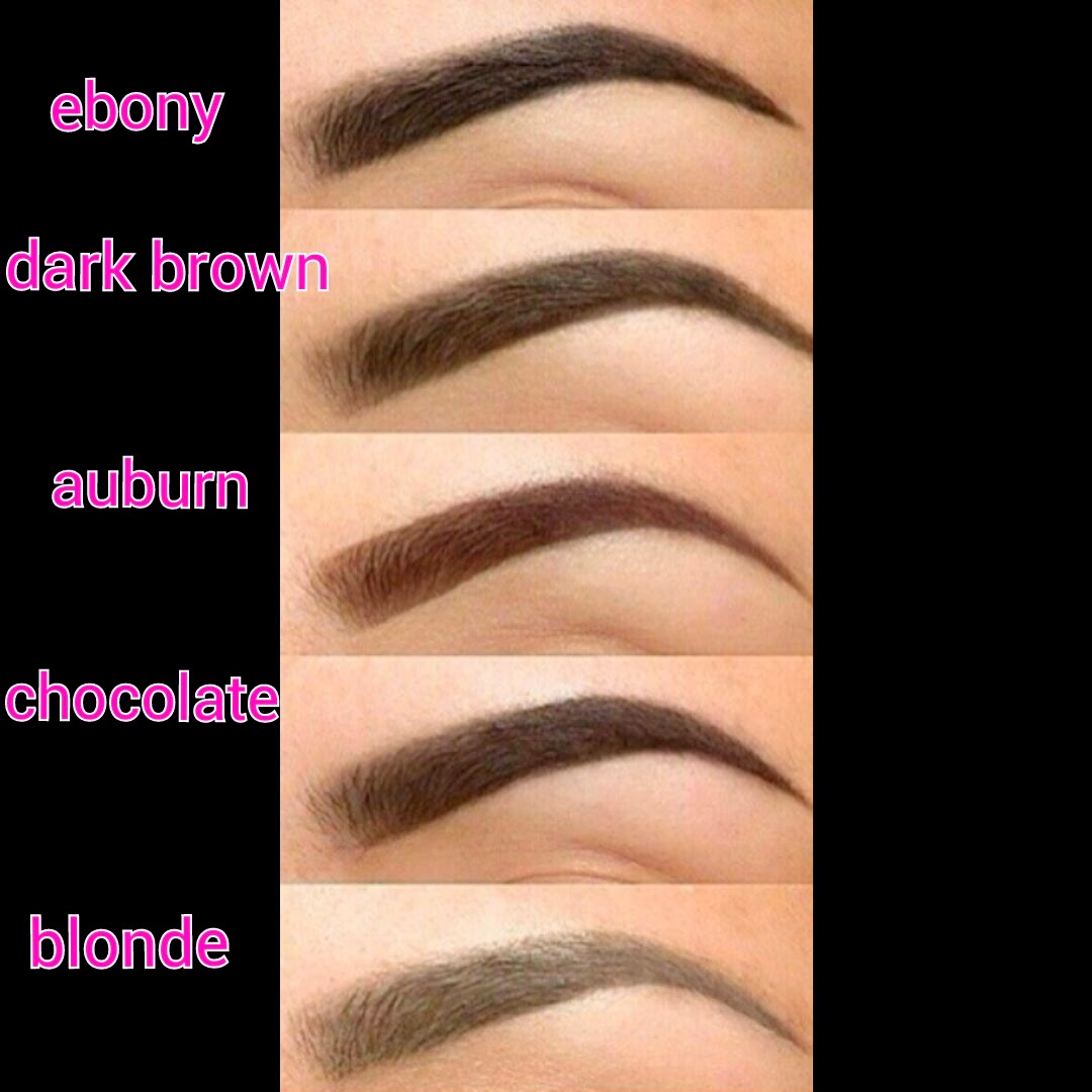 Chocolate Brown Color Swatch Picture   Dark Brown Hairs