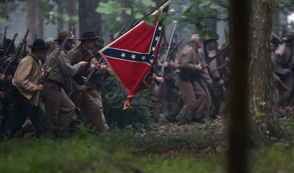 an analysis of the civil war in the movie glory