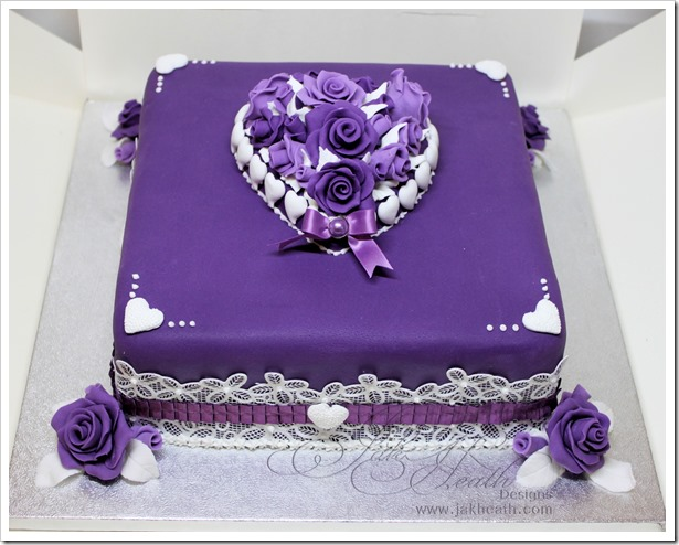 Engagement cake 2