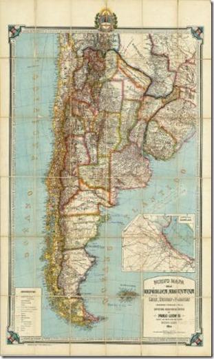 Breve historia del origen de Argentina