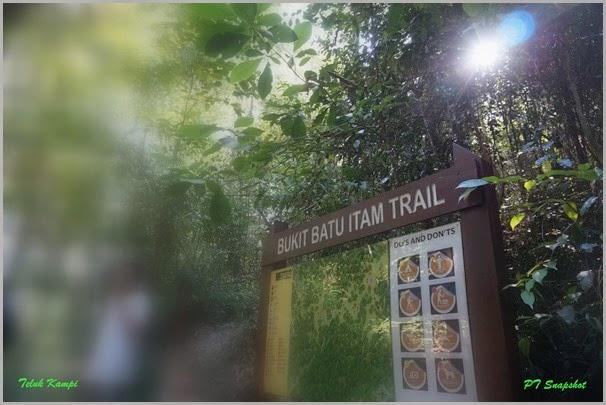Bukit Batu Hitam Trail