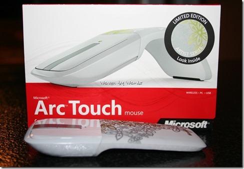 Microsoft Arc Mouse Flat