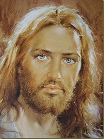 OJOS DE JESUS