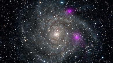 galáxia espiral IC 342