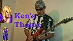 Ken's theme - Street Fgihter II