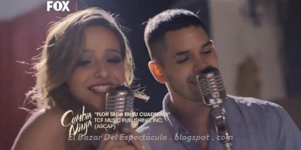 Video flor seca en tu cuaderno de cumbia ninja estreno Noticias del espectaculo mexicano