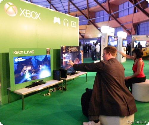 EB Games Expo 2012 - XBOX
