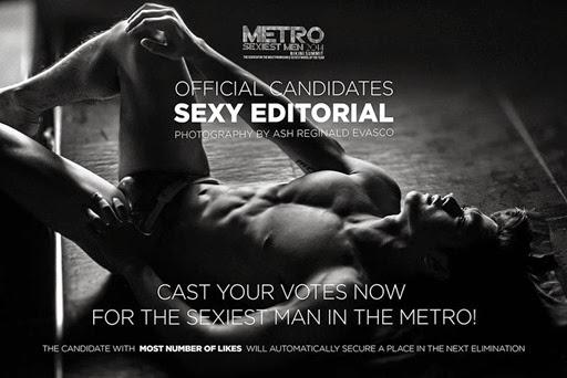 Metro Sexiest Men