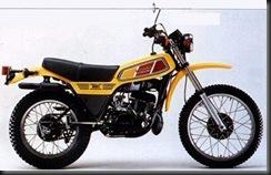 Yamaha DT250 77  4