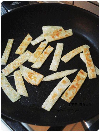 鮮蔬炒餅 1