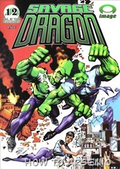 P00011 - Savage Dragon 12 Aleta Añ