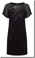 Karen Millen Sequin Encrusted Dress