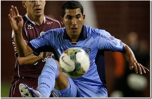 Bolívar en la Libertadores 2014