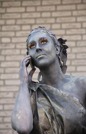 living statues arnhem 2012 (105)