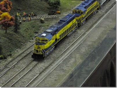 IMG_0968 Beaverton Modular Railroad Club Layout at GWAATS in Portland, OR on February 18, 2006