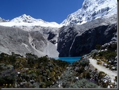 Peru - Huaraz - Laguna 69
