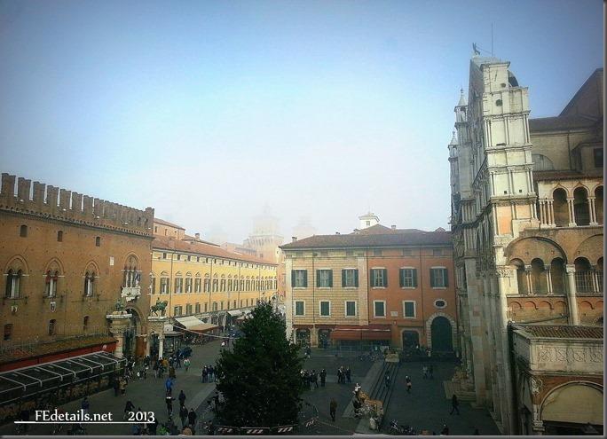 Piazza Trento Trieste, Ferrara, photo1
