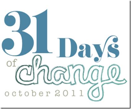 Revised Nester 31 days of change