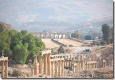 Oporrak 2011 - Jordania ,-  Jerash, 19 de Septiembre  79
