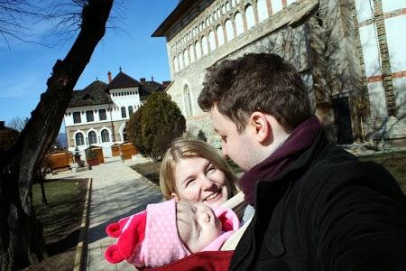 Adriana Cocic: Mini calatorii in trei, bebe in Piatra Neamt