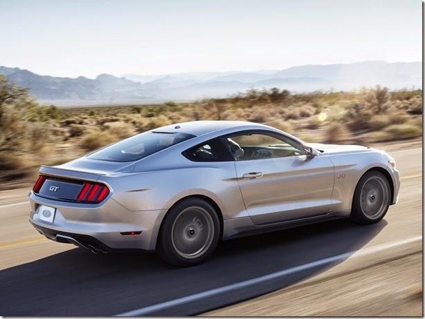 Produção do Mustang 2