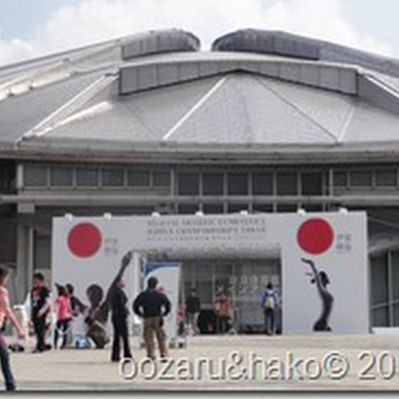 olimpiadas 世界体操