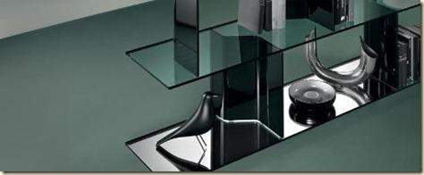 Muebles de cristal para baños9