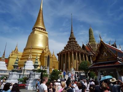 Obiective turistice Bangkok: Marele Palat