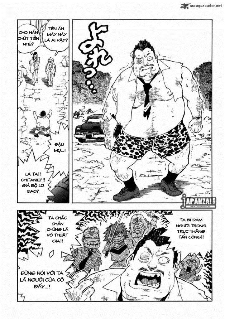 Aiki chap 89 - Trang 18