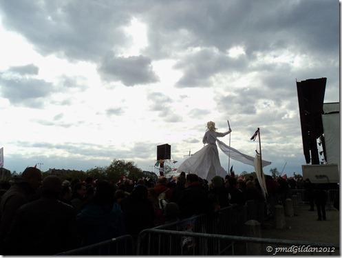 Mnouchkine à Vincennes